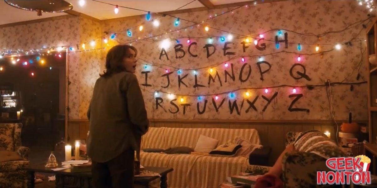 papan huruf
