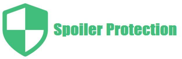 logo spoiler protection